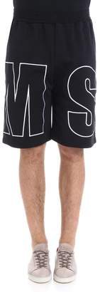 MSGM Cotton Shorts