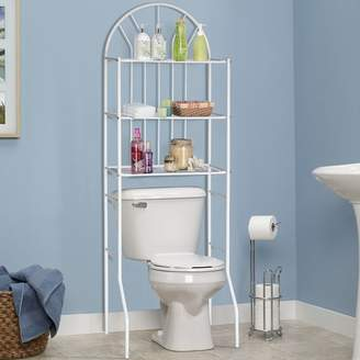 "Rebrilliant Nita 23"" W x 68"" H Over the Toilet Storage"