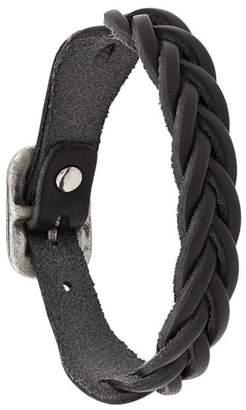 Il Bisonte woven bracelet