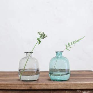 all things Brighton beautiful Glass Bottle Vase