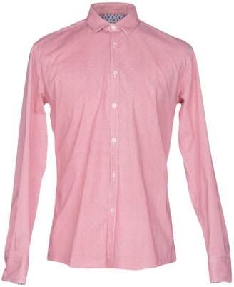 Grey Daniele Alessandrini Shirts - Item 38597762