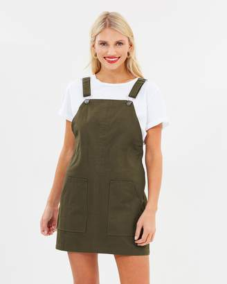 Atmos & Here ICONIC EXCLUSIVE - Atomic Pinafore Dress