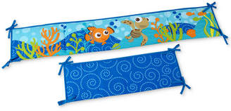 Disney Finding Nemo 4-Pc. Graphic-Print Traditional Padded Bumper Set Bedding