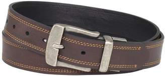 Levi's Men's Big & Tall 1 1/2 in. Cut-Edge Reversible Belt (Extended Size)