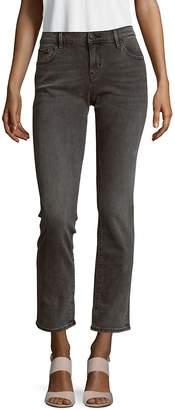 Earnest Sewn Women's Astor Slouchy Jeans - Grey, Size 28 (4-6)