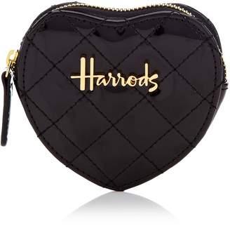 Harrods Christie Heart Purse