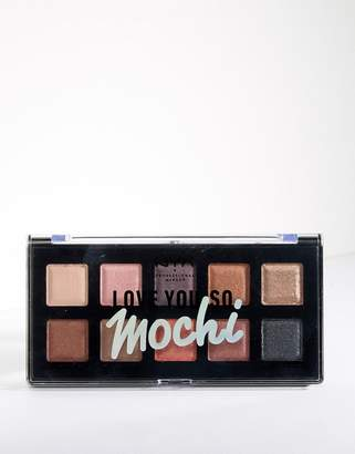 NYX Love You So Mochi Eyeshadow Palette