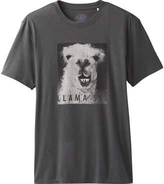 Prana Llama'ste Journeyman Short-Sleeve T-Shirt - Men's