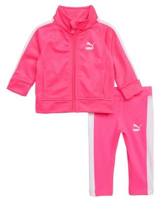 Puma Track Jacket & Leggings Set