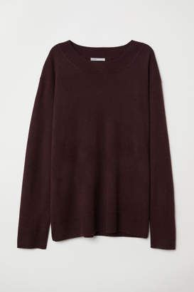 H&M Cashmere Sweater - Red