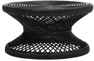 west elm Woven Rattan Coffee Table