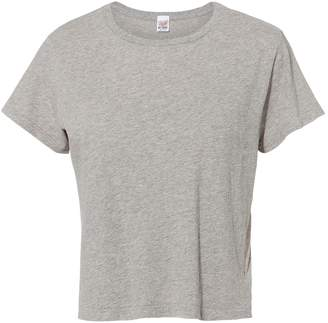RE/DONE The Classic Heather Grey T-Shirt
