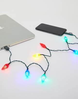 Fizz Creations Fizz Holidays lights USB charger
