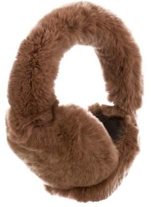 Glamour Puss Glamourpuss Dyed Fur Earmuffs w/ Tags