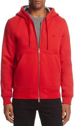 Burberry Fordson Zip Hooded Sweatshirt