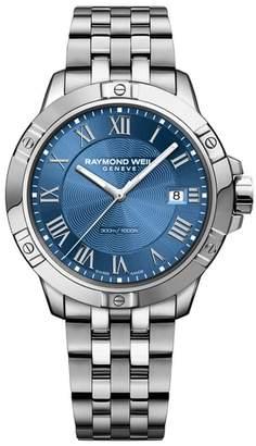 Raymond Weil Tango Bracelet Watch, 41mm