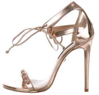 Ruthie Davis Elizabeth Lace-Up Sandals w/ Tags