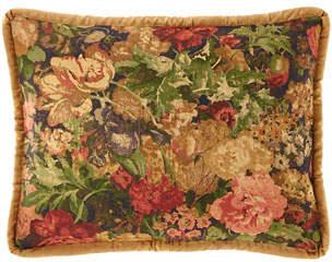 Dian Austin Couture Home Rose de Rescht Floral Standard Sham