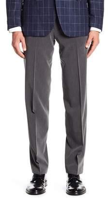 """Nautica Dark Grey Bi-Stretch Pants - 30-34\"""" Inseam"""