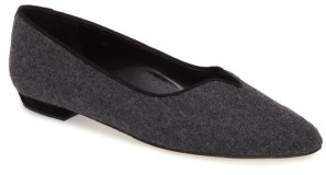 Women's Vaneli 'Ganet' Pointy Toe Flat $149.95 thestylecure.com
