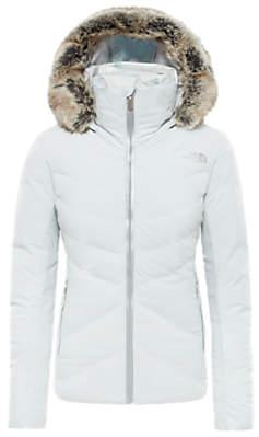 Women's Cirque Down Ski Jacket, Tin Grey