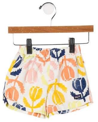 Patagonia Girls' Printed Shorts