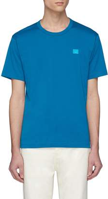 Acne Studios 'Nash Face' patch T-shirt