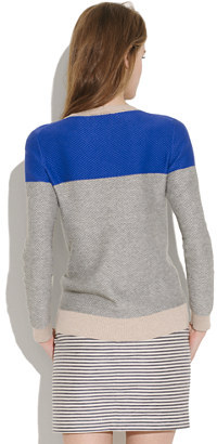 Madewell Color-Weave Sweater