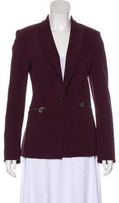 Veronica Beard Structured Notch-Lapel Blazer