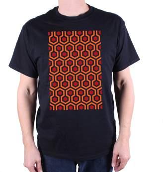 +Hotel by K-bros&Co Old Skool Hooligans Overlook Hotel T Shirt Carpet Pattern
