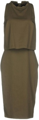 Pinko Knee-length dresses