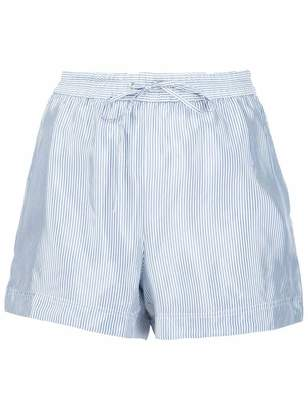 Alexander Wang striped shorts