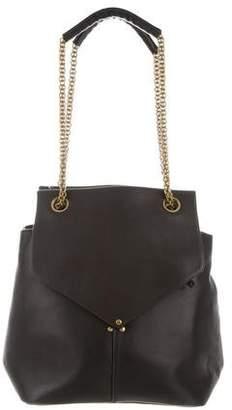 Jerome Dreyfuss Leather François Shoulder Bag