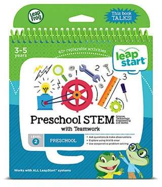 Leapfrog Leapstart Level 2 Activity Book - Preschool Stem