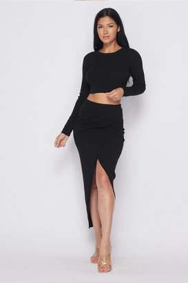 Hera Two-Piece Skirt Set