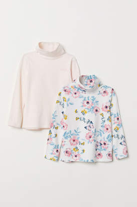 H&M 2-pack Tops - Pink