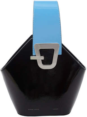 Danse Lente Johnny Mini Two-Tone Top Handle Bag