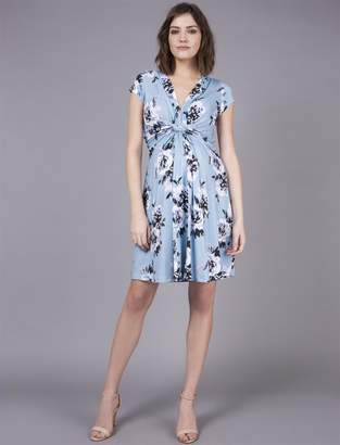 A Pea in the Pod Seraphine Babydoll Maternity Dress