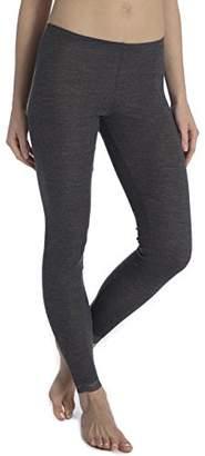 Calida Women's Romina Leggings, (Lava Grey melé 994), (Size: Small)