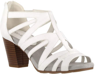 Easy Street Shoes Womens Amaze Heeled Sandals