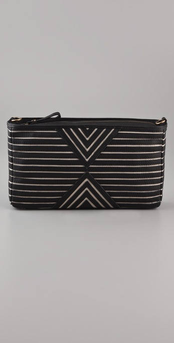 House Of Harlow Riley Oversized Clutch