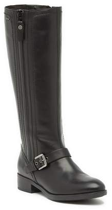 Geox Felicity Leather Knee-High Boot