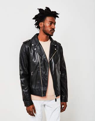 Schott NYC Perfecto Biker Jacket Black