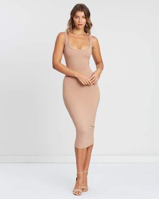 Atmos & Here ICONIC EXCLUSIVE - Keeks Bodycon Dress