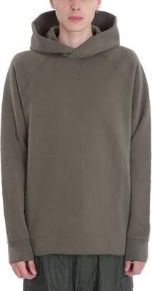 Levi's Green Cotton Sweatshirt