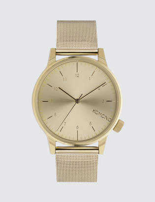Komono Winston Royale Watch