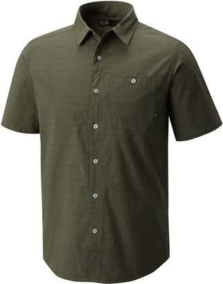 Mountain Hardwear Franz Short-Sleeve Shirt - Men's