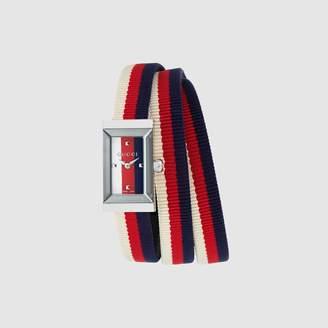 Gucci G-Frame watch, 14x25mm