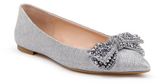 Badgley Mischka Zanna Flat