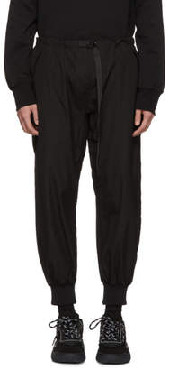 Stella McCartney Black Jones Trousers